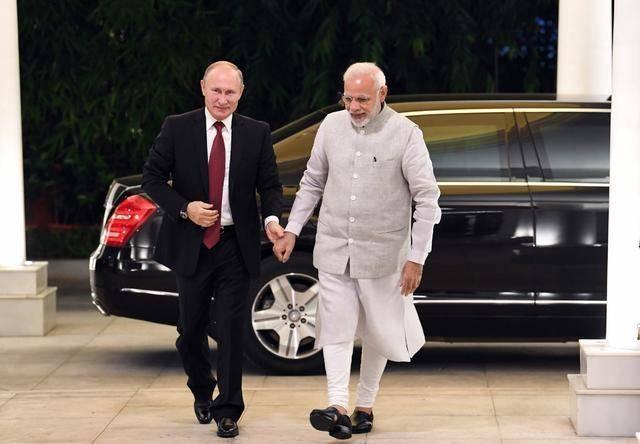 全球四个军事强国鼎力相助而来,莫迪:印度的大国梦将提前实现!