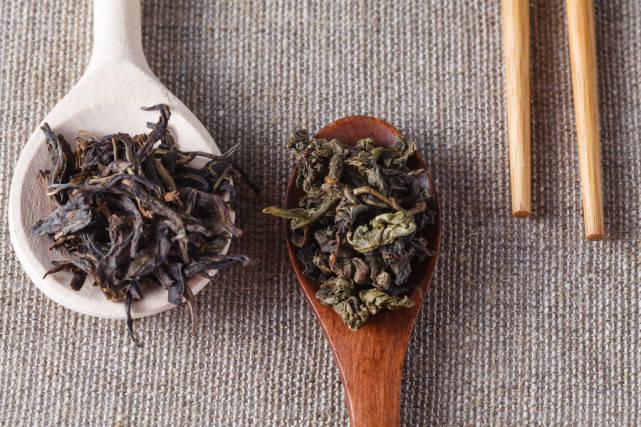 普洱生茶和熟茶的区别哪个减肥图片