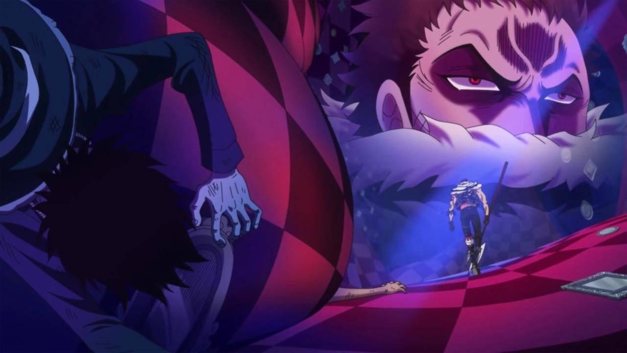 《海贼王》恶魔果实觉醒泛滥?尾田:不会的,只是少数人