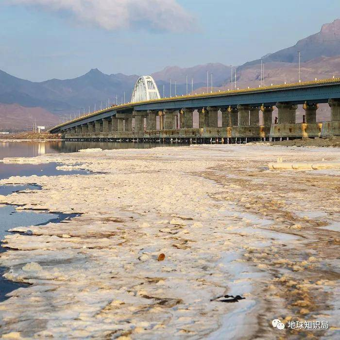 伊朗,抢救第一大湖