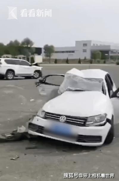 驾校教练开车遇车祸致两学员身亡,家属发文质疑!