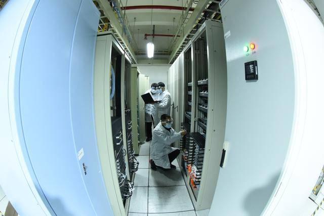 中国电信启动IT系统全面上云 数字化转型促高质量发展