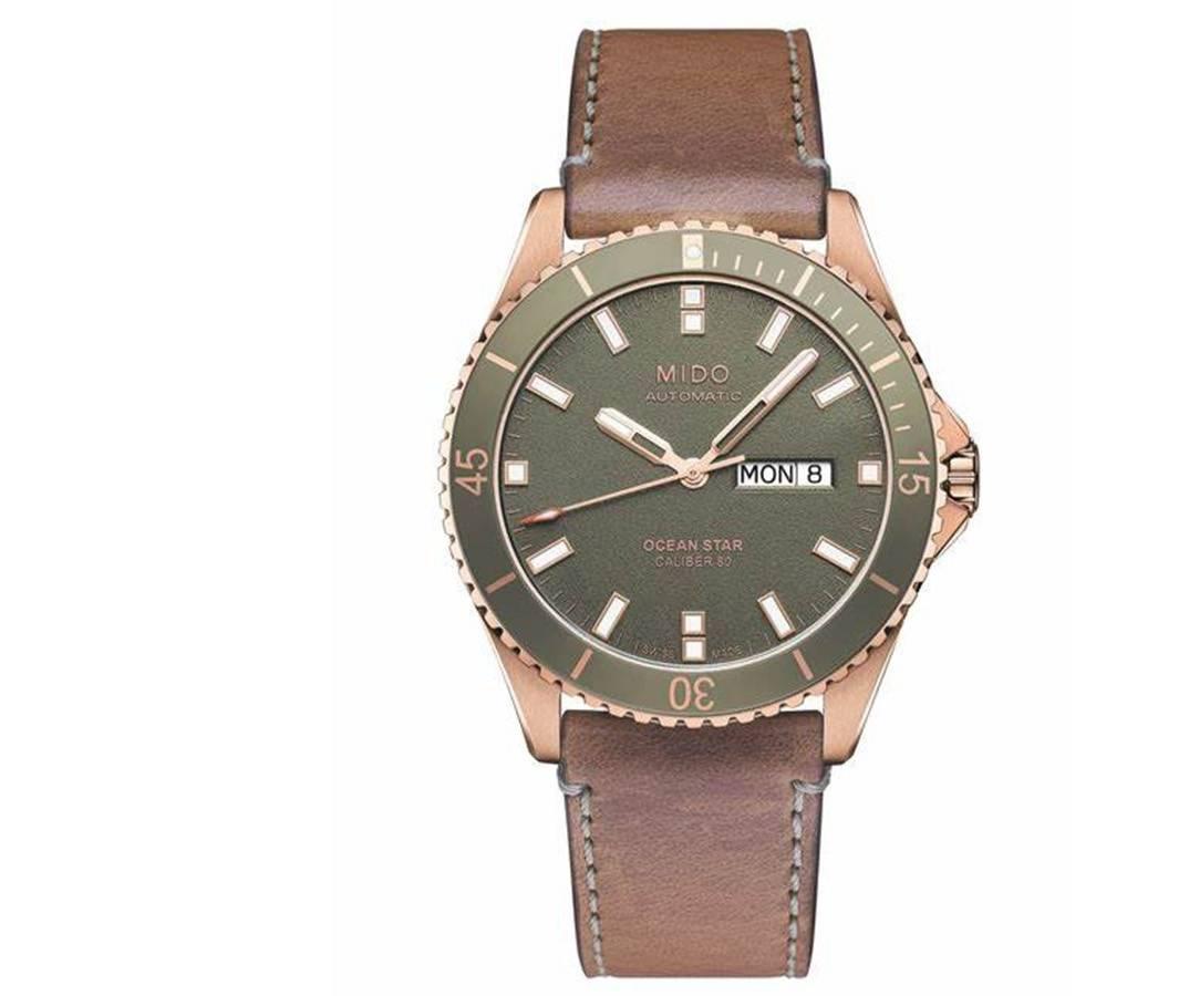 表评:这款精工手表采用自动上链机芯,