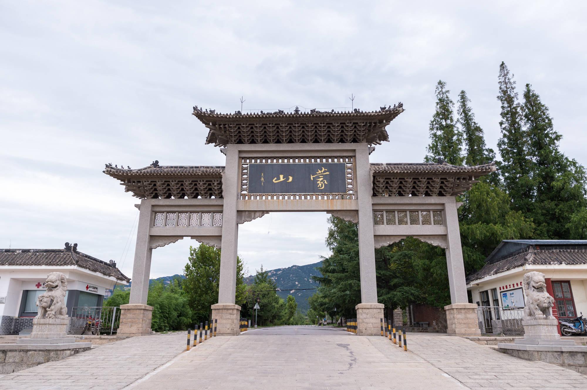 山东临沂最大的千年道观,藏在蒙山山脚下,坐拥一座600多吨大鼎