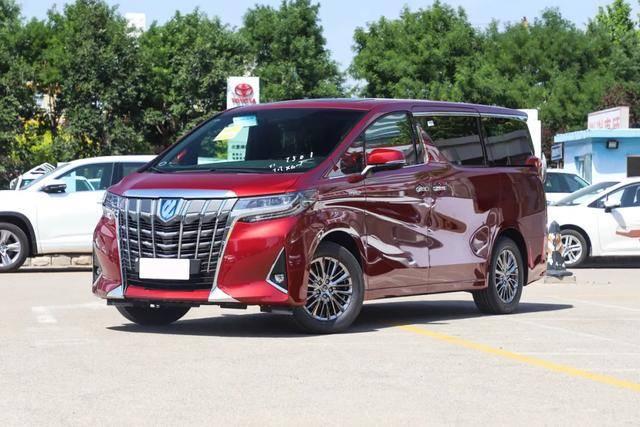 看看汽车行业原来的爱马仕——丰田爱尔法,价值在哪里?