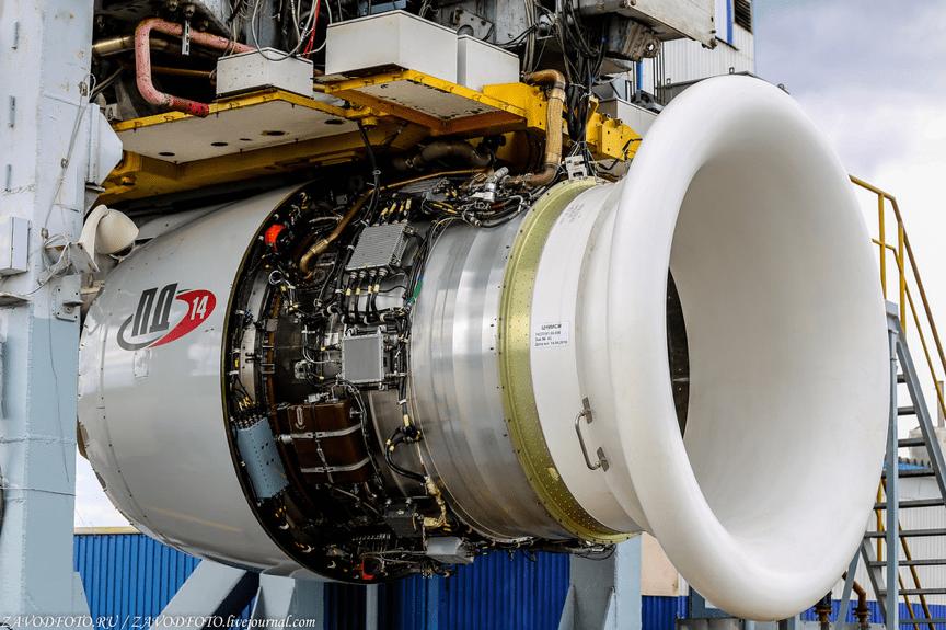 俄罗斯PD-14发动机已安装在MC-21客机上成功测试