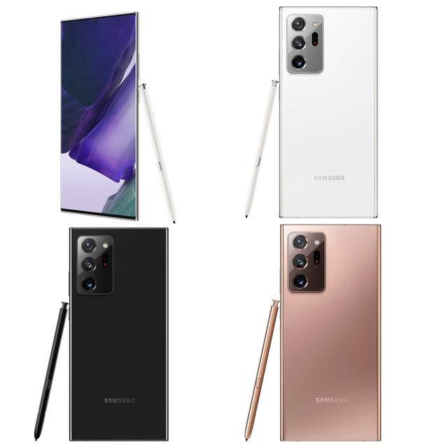 三星 Note 20/Ultra手机配置和价格曝光