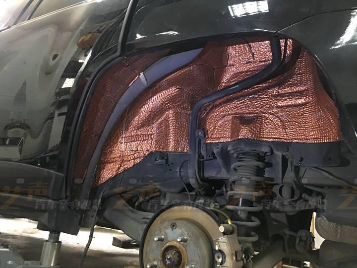 苏州艺术线吉普导游隔音改装整车DR隔音降噪 苏州市艺声汽车音响