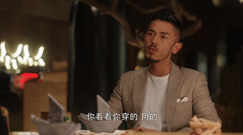 《三十而已》王漫妮和海王摊牌这段戏,越脱越尴尬,江疏影演出最烂的分手戏