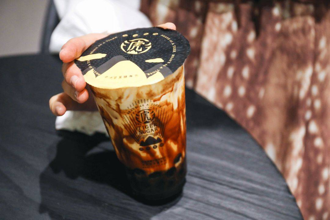 茶饮风向变了!日销量超1000+杯,揭秘老虎堂背后火爆的事实(图2)