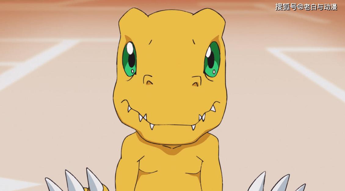 数码宝贝:这才是亚古兽最强进化,人兽形态比奥米加兽要强!