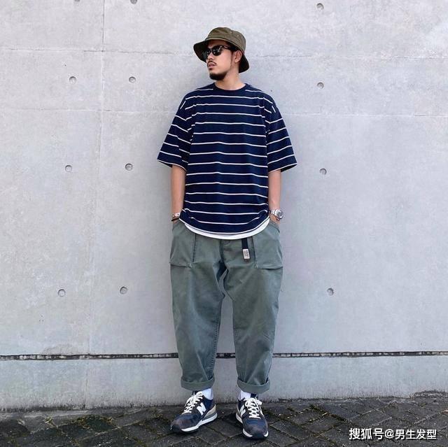 110斤以下的男生,这样穿衣搭配更帅气