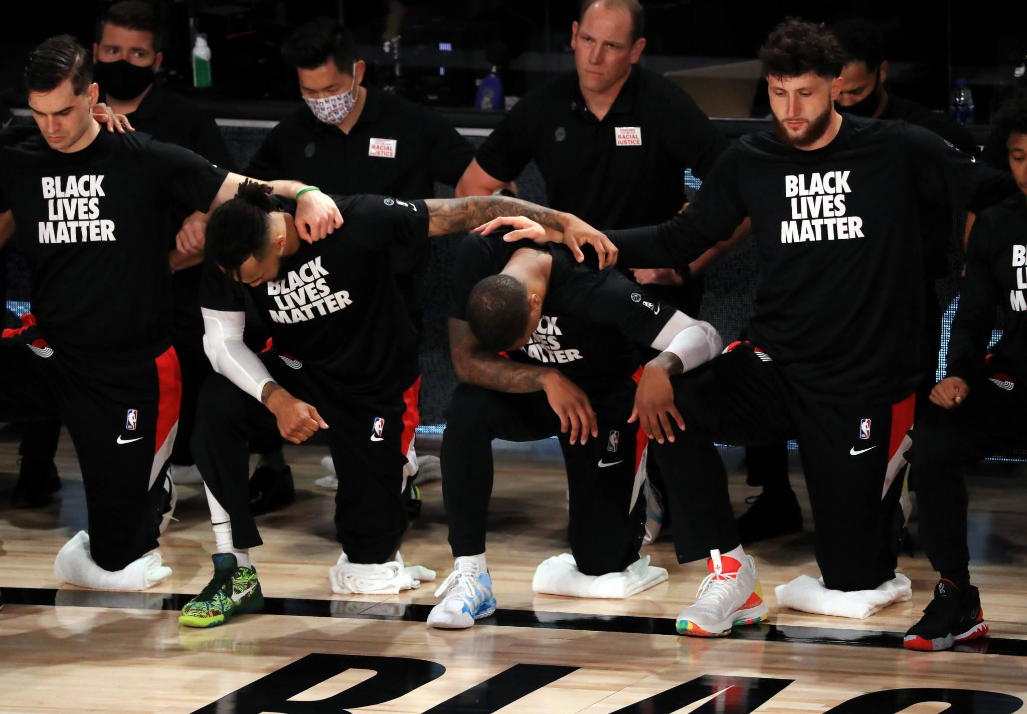 2028洛杉矶奥运会支撑黑人运动 建议废弃第50条