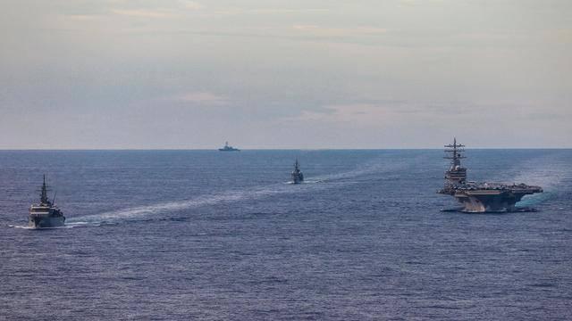 """当印度叫嚣封锁马六甲海峡时,中国正在印度洋打一张""""王牌"""""""
