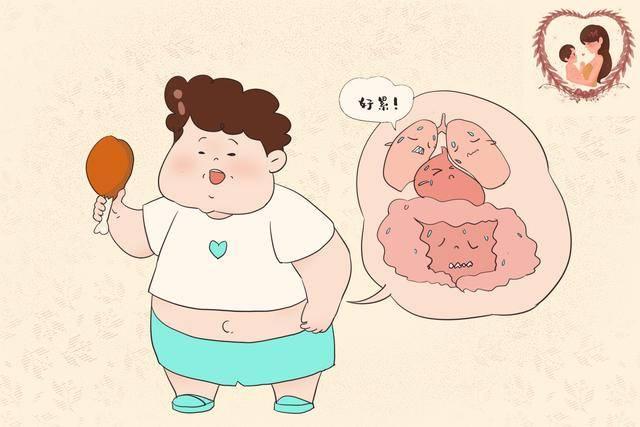 发育期的孩子肥胖,如何保证营养并且健康减肥?这些细节要了解