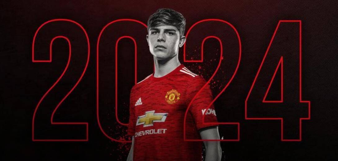 19岁边后卫布兰登·威廉姆斯续约到2024年