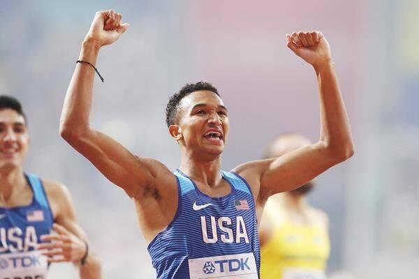 美23岁新秀瞄准800米世界纪录豪言东奥将创造传奇