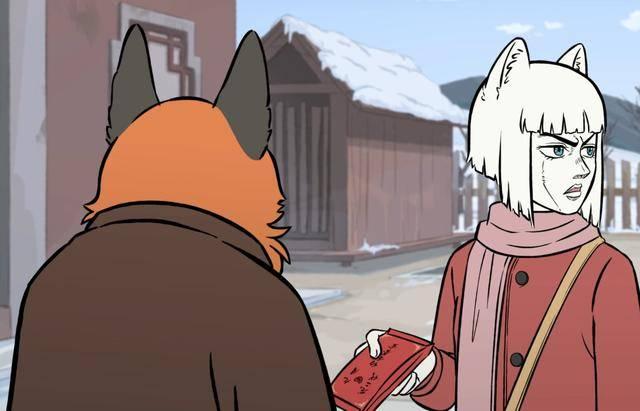 国产动漫也玩JOJO梗:非人哉最新动画恶搞九月,秒变JOJO脸