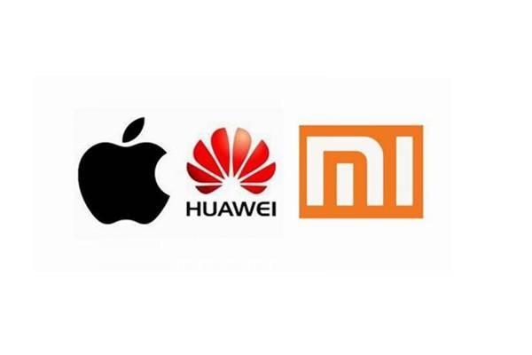 华为手机在欧洲市场大幅衰退,先后败给苹果和小米