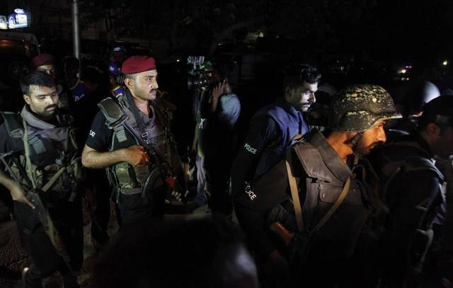 巴铁遭重大袭击,40人受伤!巴方:印度特工干的