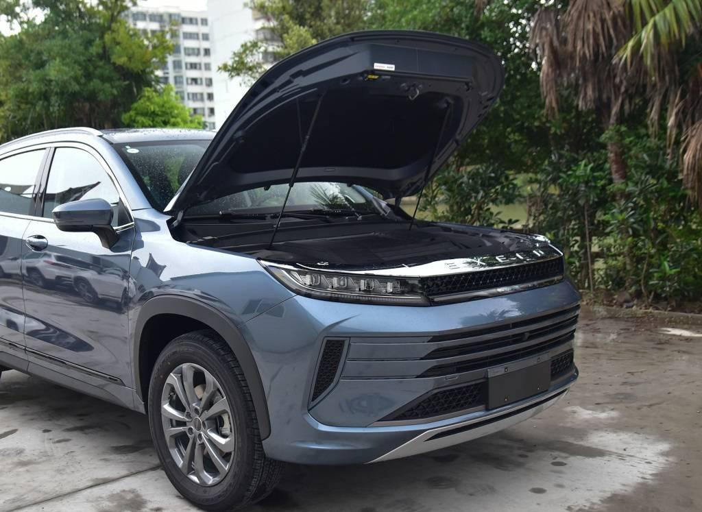 原装国产优质增能SUV,自带乡土气息,搭载1.5T CVT动力