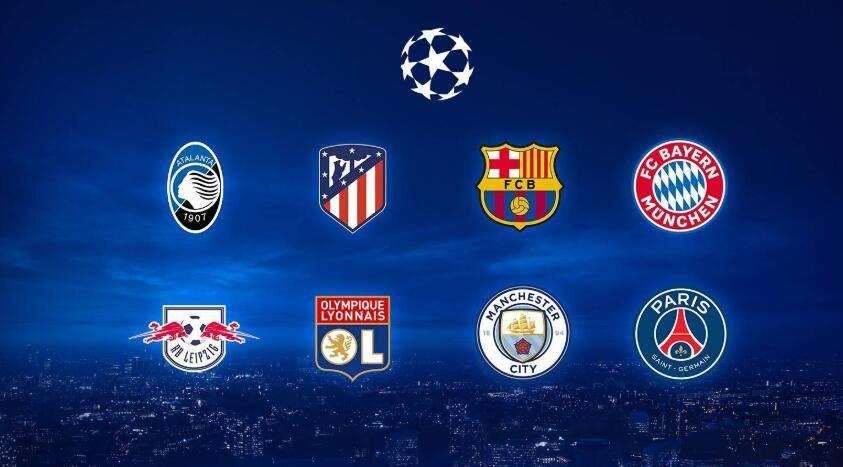 大数据预测欧冠:拜仁巴萨六四开 曼城有望夺冠