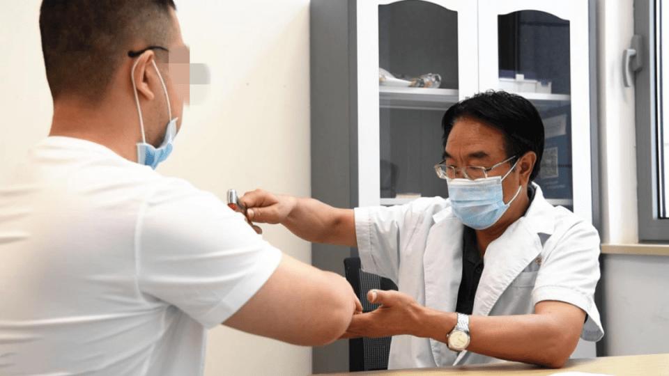 8月11日山大一院神经内科专家侯玉立在太原市中心医院出诊