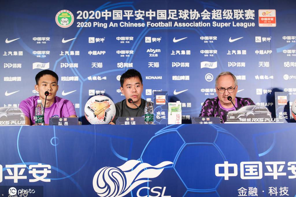 """关于""""升班马""""永昌,泰达教练组给予了满意重"""