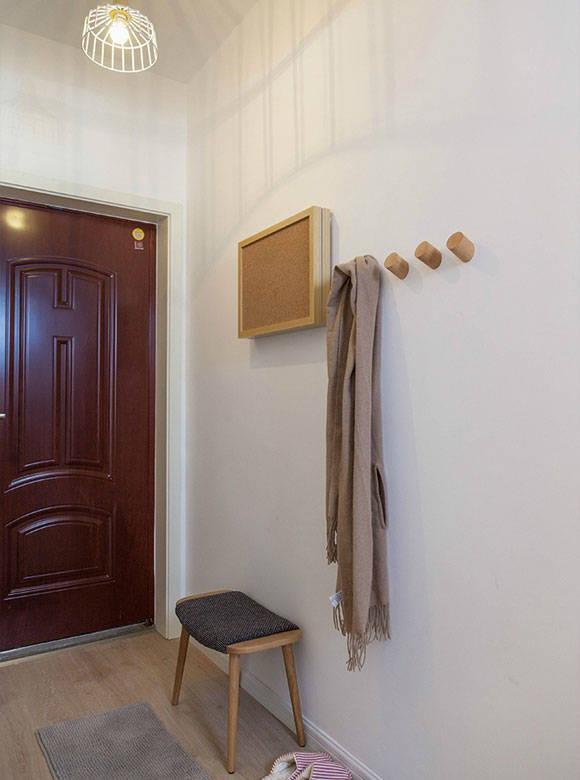 简洁的日式风格装修,加上断舍离生活方式,小家越住越舒服,羡慕