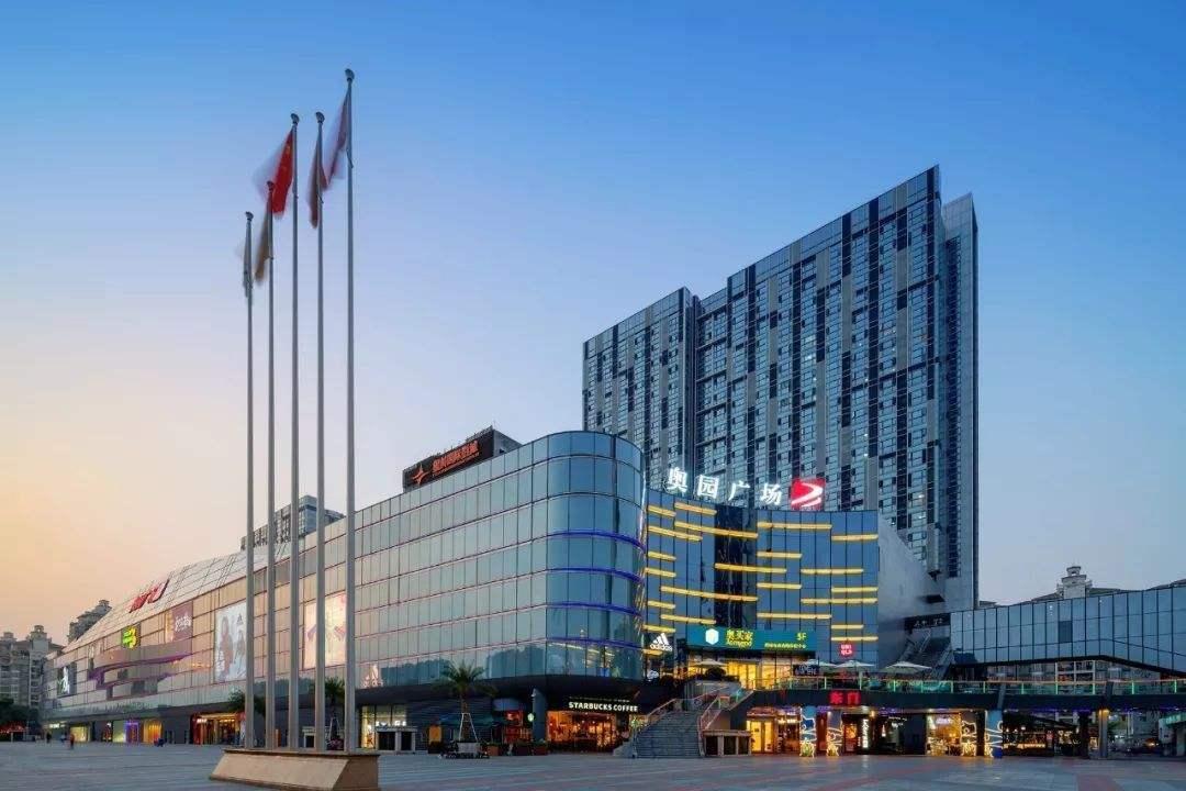 中国奥园上半年营收282亿,前7月销售额完成全年目标45.67%