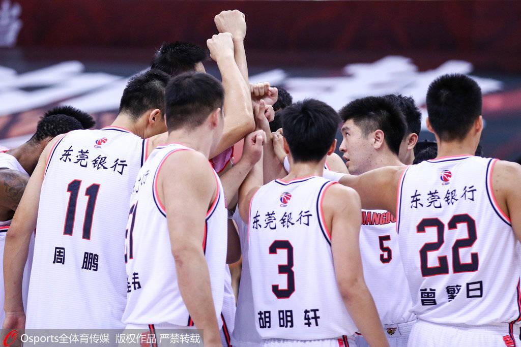 常规赛29连胜+揽三奖项 揭秘广东本赛季卫冕之路