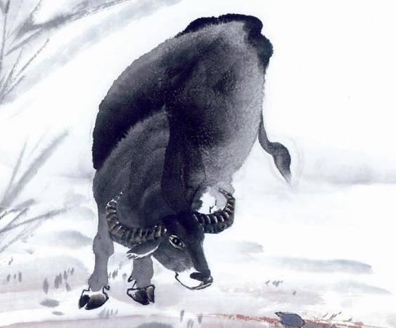 属于牛的人通常都能取得成功,但旅程并不容易 财大莫欺少年穷指什么生肖