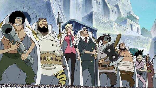 海贼王中巨人族为何很少有恶魔果实能力者?海军故意的