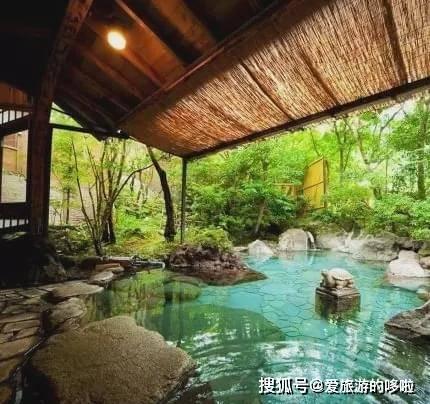森林中的童话镇,日本最有文艺范的温泉小镇——汤布院