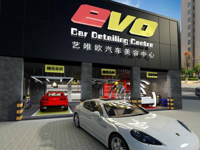 nba外围:汽车维修厂设计装修中色彩和灯光搭配的注意事项