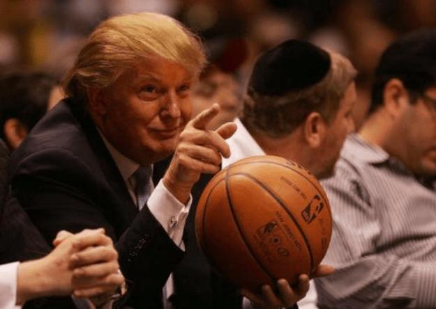 特朗普攻击NBA:他们变成了一个政治组织!当前