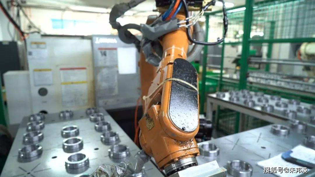 """""""机器人关节第一股 """"上市!打破日企垄断,全球出货量排名第二"""