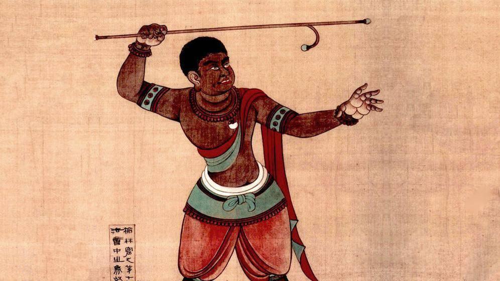 """唐代昆仑奴:唐朝人炫富的""""奴隶"""",为何能让达官贵人爱不释手?"""