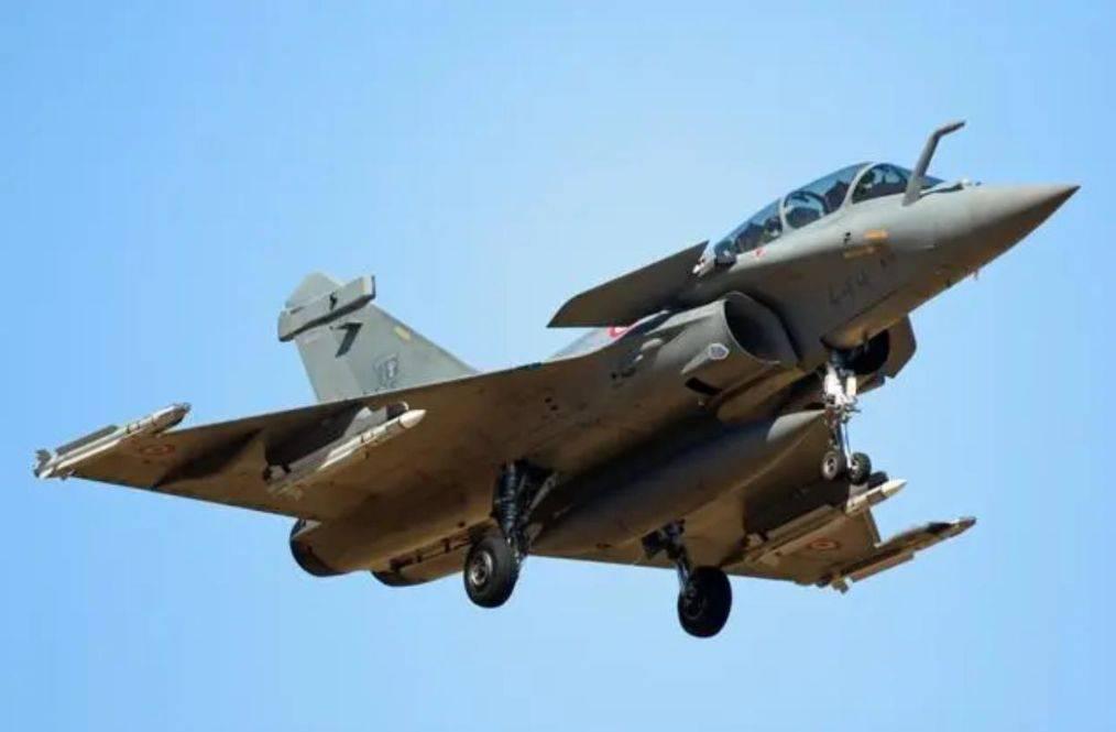 法国出手了,阵风战机卖10赠8,希腊夺回制空权,必将暴打土耳其