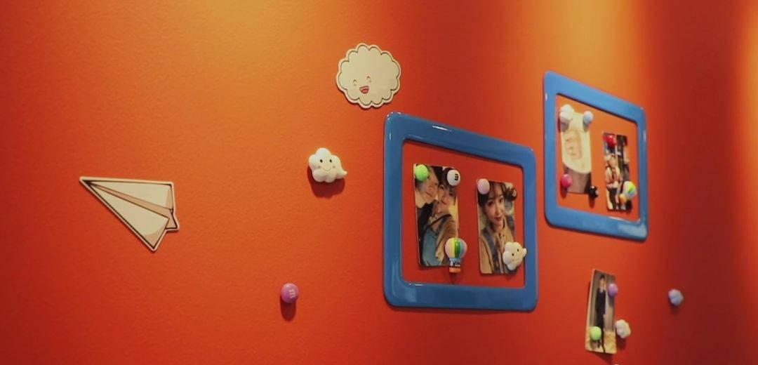配景墙材质分类有哪些?磁性黑板漆应该如