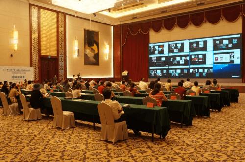 第十五届中国(福建)消费品全球采购会莆田金银珠宝线上对接会举办