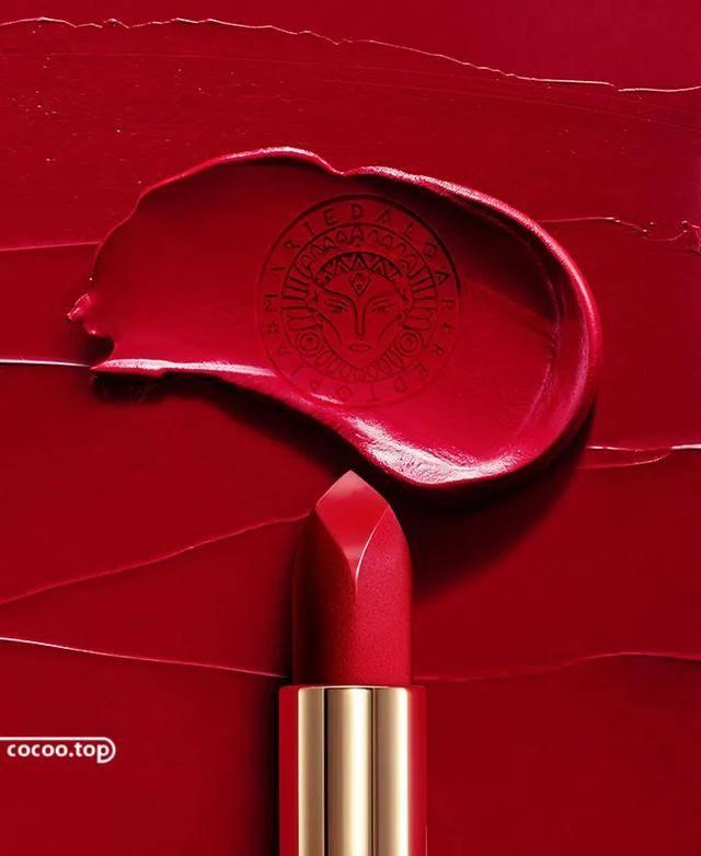 化妆品广告的视觉体现!