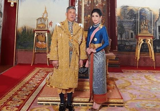 泰国版的甄嬛又回来了!泰国之王恢复西