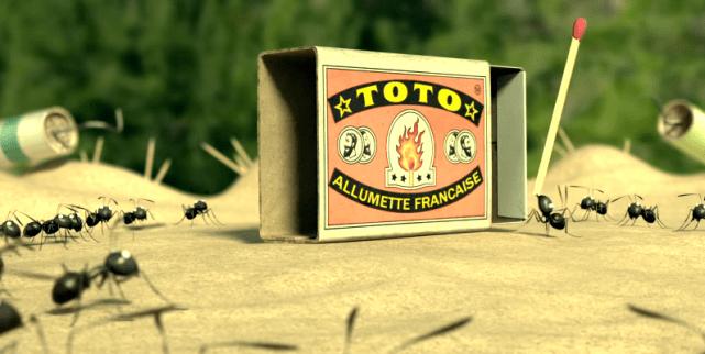 《昆虫总动员》一部有教育意义的好动画 让人热泪盈眶的小生命