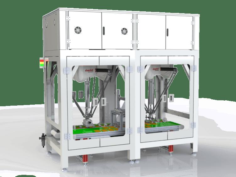 蓬勃发展下的并联市场,阿童木机器人为什么能竞争中杀出重围?做对了哪里?