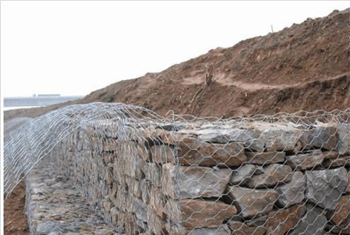 龟石网箱挡土墙与金盘挡土墙的区分