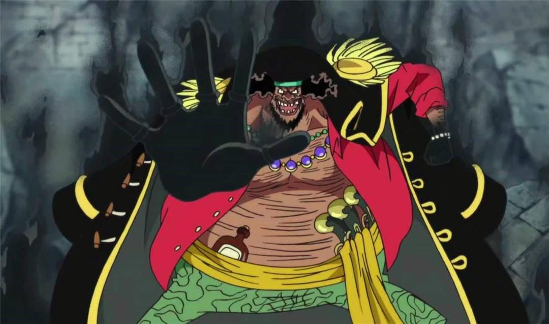 海贼王:黑胡子其实是卡普孙子?网友的神奇分析