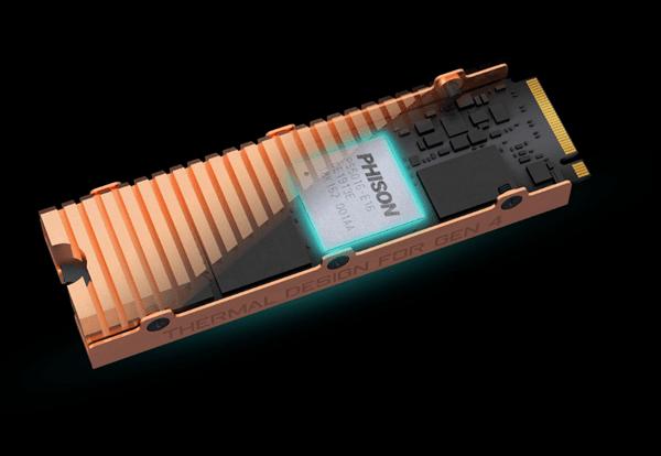联手新一代PCIe 4.0大师E18大秀肌肉:读破7 Gb/s 旗