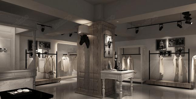 商店设计的基本要素 专卖店设计