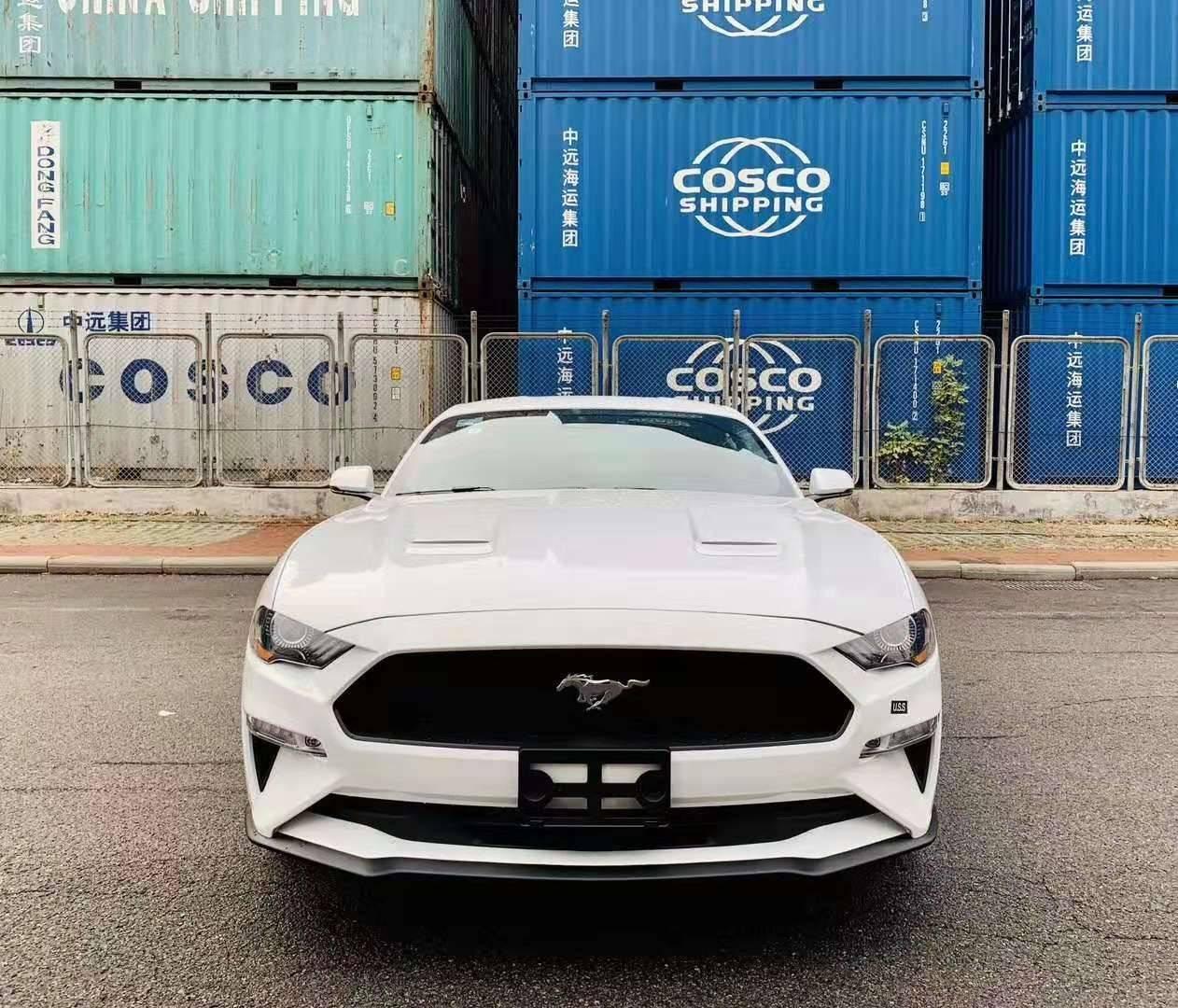 进口福特野马2.3T让利价售时尚跑车